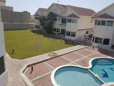 فیلا 4 غرفة نوم للايجار في أم سقیم، دبي - 4 Beds Villa With Swimming Pool   Large Garden