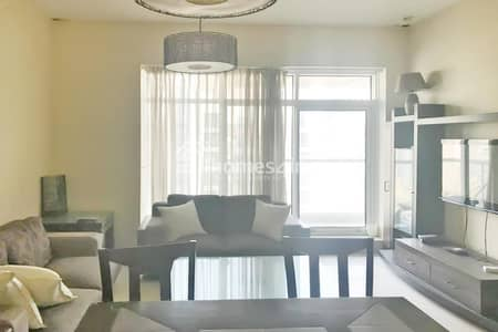 1 Bedroom Apartment for Rent in Dubai Marina, Dubai - Fully Furnished | Close to metro & tram
