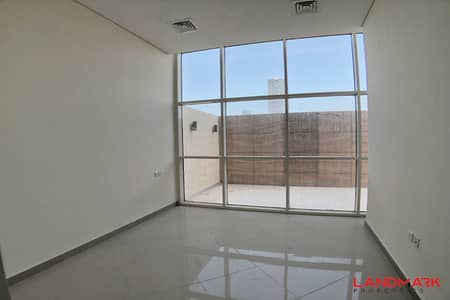 1 Bedroom Apartment for Sale in Jumeirah Village Circle (JVC), Dubai - NEW | Private Terrace | Private Entrance to Pool and Garden | Floor to Ceiling Windows |