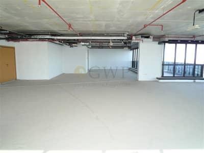 مکتب  للبيع في أبراج بحيرات الجميرا، دبي - Shell and Core office | High Floor |  JLT