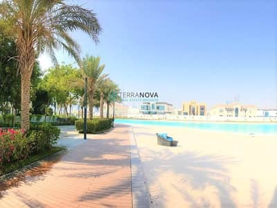 2 Bedroom Apartment for Sale in Mohammad Bin Rashid City, Dubai - Lush Crystal Blue Lagoon View From Every Apartment