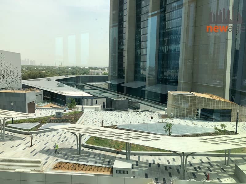 2 Shell & core  office for RENt in Emirates Financial Towers DIFC