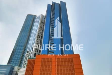 2 Bedroom Apartment for Rent in Corniche Area, Abu Dhabi - Hot Offer !Amazing  View For 2 Bedrooms  Apartment In Corniche