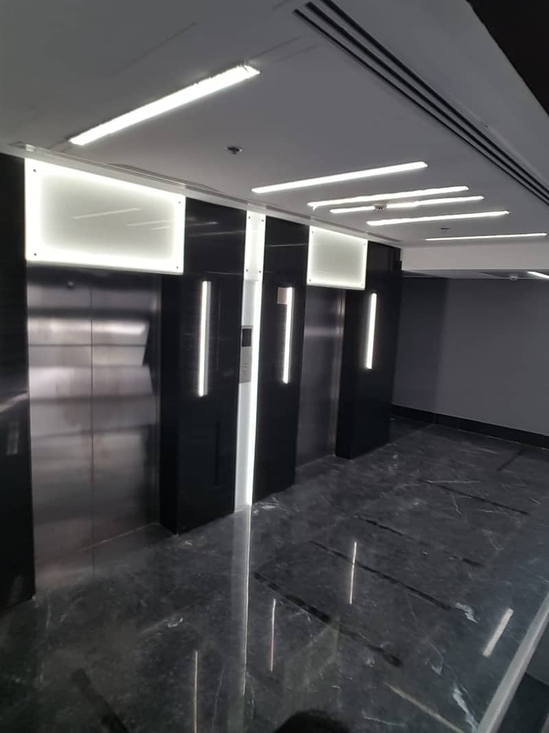 2 BRAND NEW ONE BED ROOM FOR RENT IN 40000/- AT 4 CHEQUES