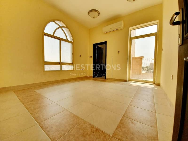 Excellent Villa in a Compound with Shared Pool