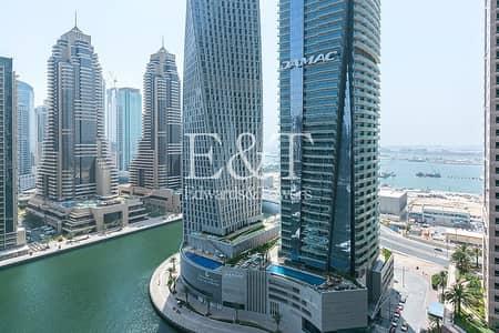 2 Bedroom Apartment for Sale in Dubai Marina, Dubai - Well Priced | Refreshing Marina View | Ready