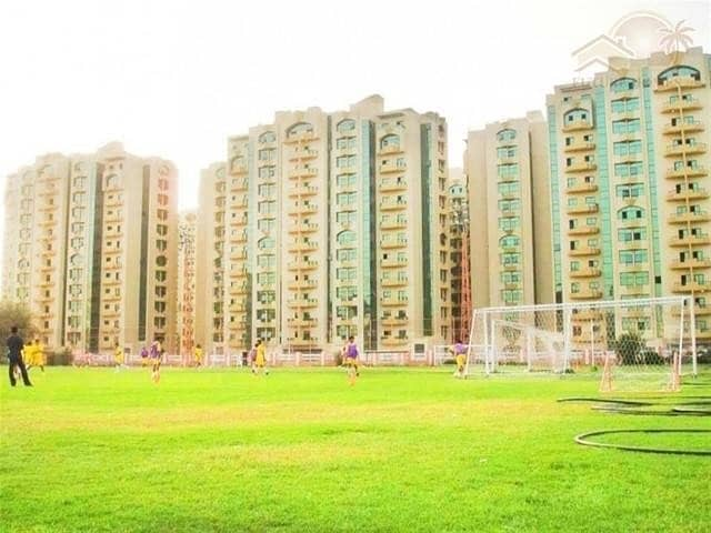 Spacious 2 Bedroom Hall For Rent In Al Rashidiya Towers Ajman