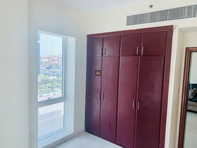 1 Bedroom Flat for Rent in Dubai Sports City, Dubai - 1 Month Free | Chiller Free | Balcony | Unfurnished