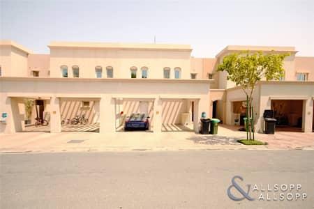 فیلا 3 غرفة نوم للايجار في البحيرات، دبي - Upgraded   Opposite Pool   Three Bedrooms