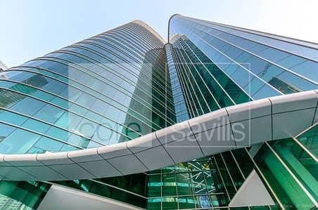 Corner office w/ panoramic view  The Binary