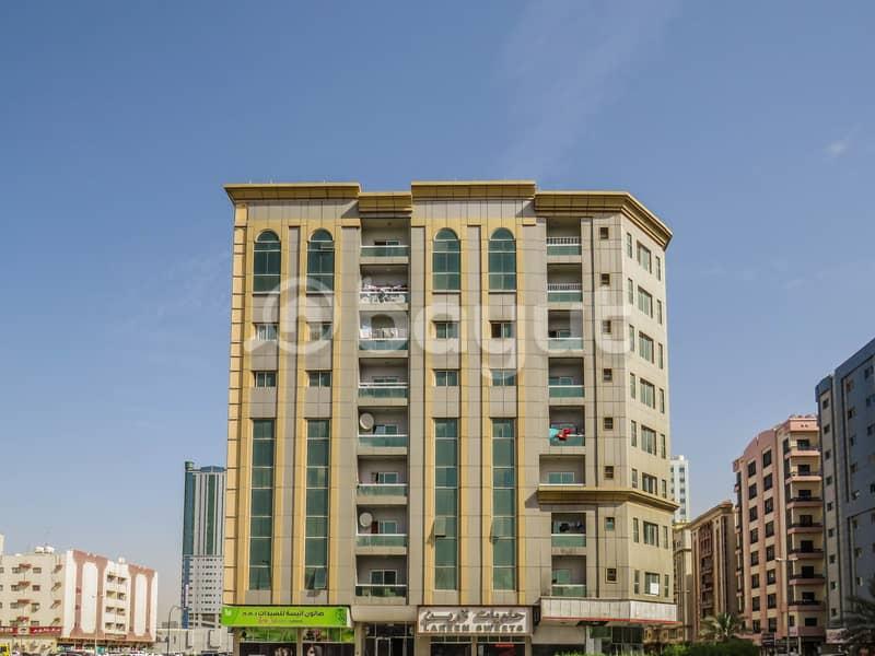 شقة في شارع الملك فيصل 2 غرف 29000 درهم - 4290124