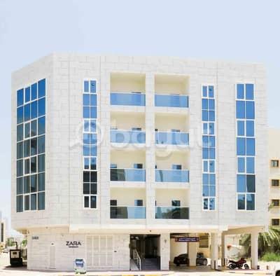 فلیٹ 2 غرفة نوم للايجار في الراشدية، عجمان - شقة في زارا ريزيدنس الراشدية 2 الراشدية 2 غرف 32000 درهم - 4290153