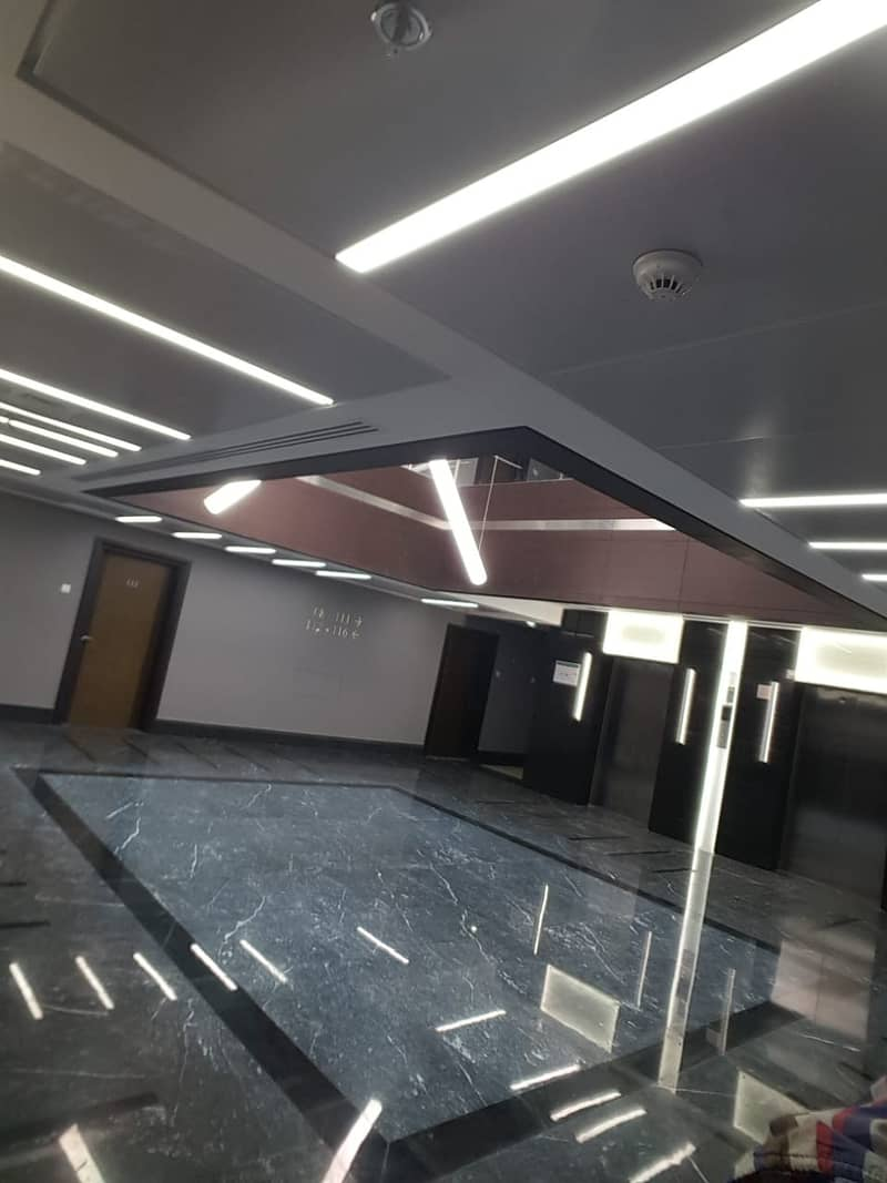 2 BRAND NEW STUDIO FOR RENT IN DWC AT 23000/- K IN 4 CHEQUES