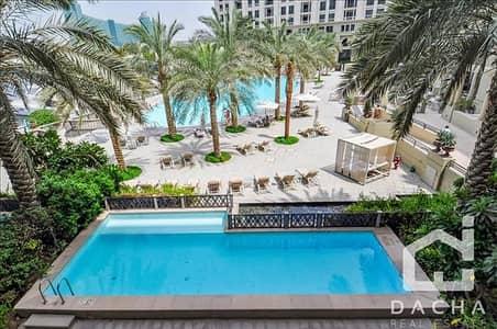 4 Bedroom Apartment for Rent in Culture Village, Dubai - 4 BEDROOM DUPLEX  PRIVATE SWIMMING POOL
