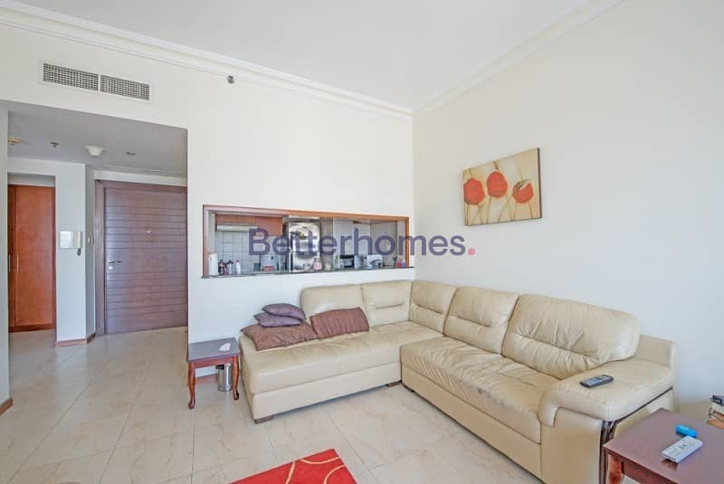 2 High Floor | Vacant on Transfer | Balcony