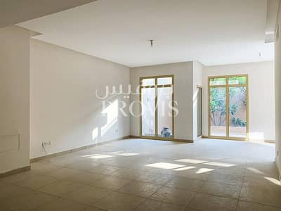 3 Bedroom Townhouse for Rent in Al Raha Golf Gardens, Abu Dhabi - Book now| Stunning 4BR Townhouse | Private Garden