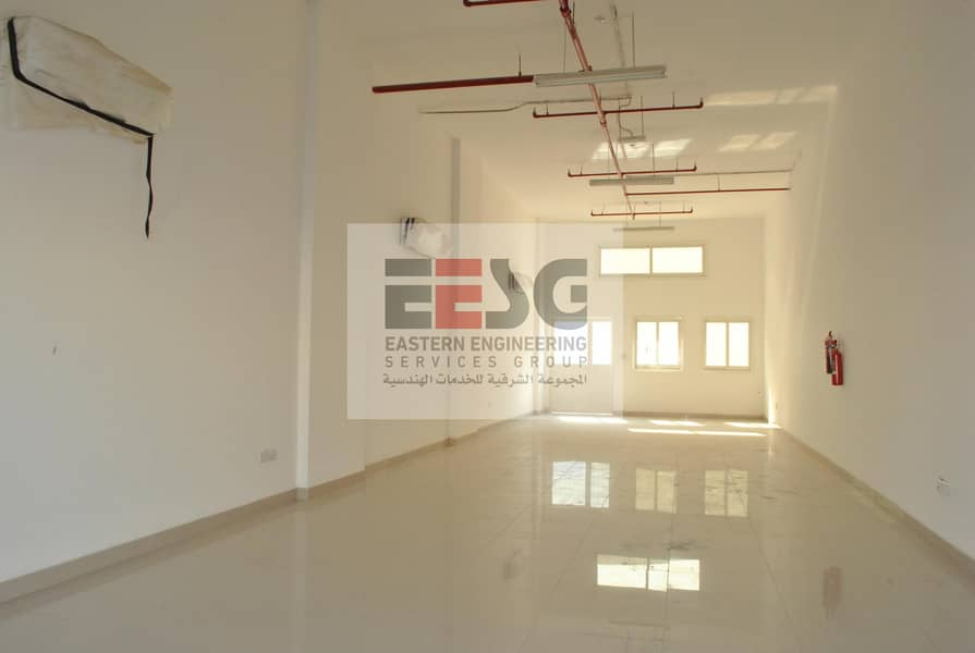 2 BRAND NEW SHOPS AVAILABLE IN MUSSAFAH M-42