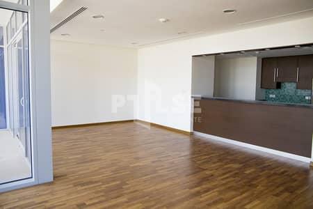 فلیٹ 1 غرفة نوم للبيع في مركز دبي المالي العالمي، دبي - High Floor - Vacant - Sea and DIFC View
