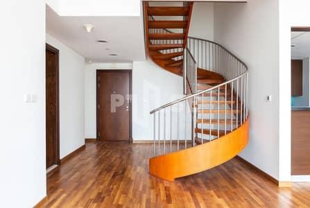 شقة 2 غرفة نوم للايجار في مركز دبي المالي العالمي، دبي - Fully Furnished - Zabeel and Burj View