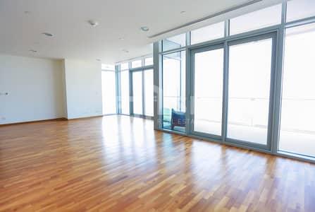شقة 1 غرفة نوم للايجار في مركز دبي المالي العالمي، دبي - Large 1 BR | Great View | High Floor