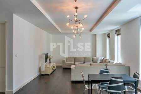 شقة 2 غرفة نوم للايجار في مركز دبي المالي العالمي، دبي - Now Leasing! Furnished Two Bed at Limestone
