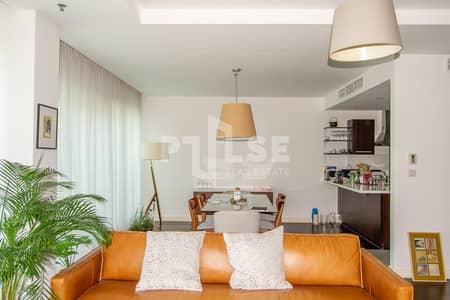 شقة 2 غرفة نوم للايجار في مركز دبي المالي العالمي، دبي - Unique 2BR Penthouse with Balcony | Vacant