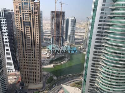 Office for Rent in Jumeirah Lake Towers (JLT), Dubai - Hot Spot | Beautifully Presented | Office on High Floor