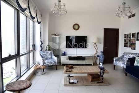 3 Bedroom Flat for Rent in Downtown Dubai, Dubai - 3BR + M | Burj Khalifa View | 2 Parkings | South Ridge 1 |