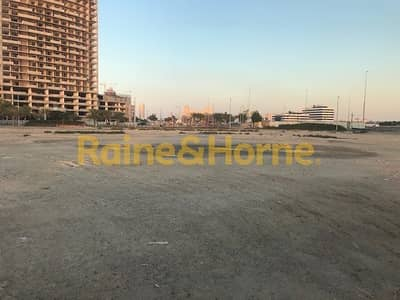 Plot for Sale in Jumeirah Village Circle (JVC), Dubai - Mixed Use - Prime Location - Corner Plot
