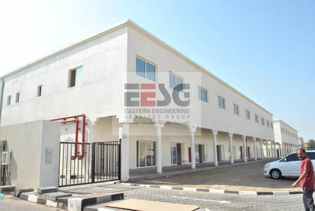 Office for Rent in Mussafah, Abu Dhabi - Office 45 SQM for Rent in Mussafah Industrial Area M-42  the rent only AED 40