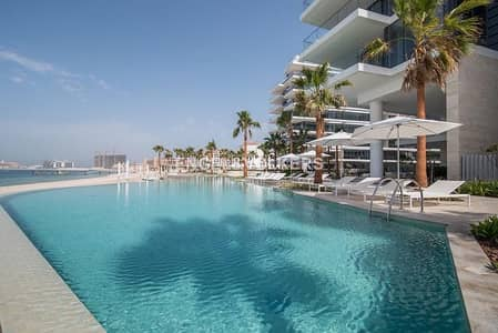 فلیٹ 2 غرفة نوم للبيع في نخلة جميرا، دبي - Stunning Sea View| Vacant | Spacious Balcony