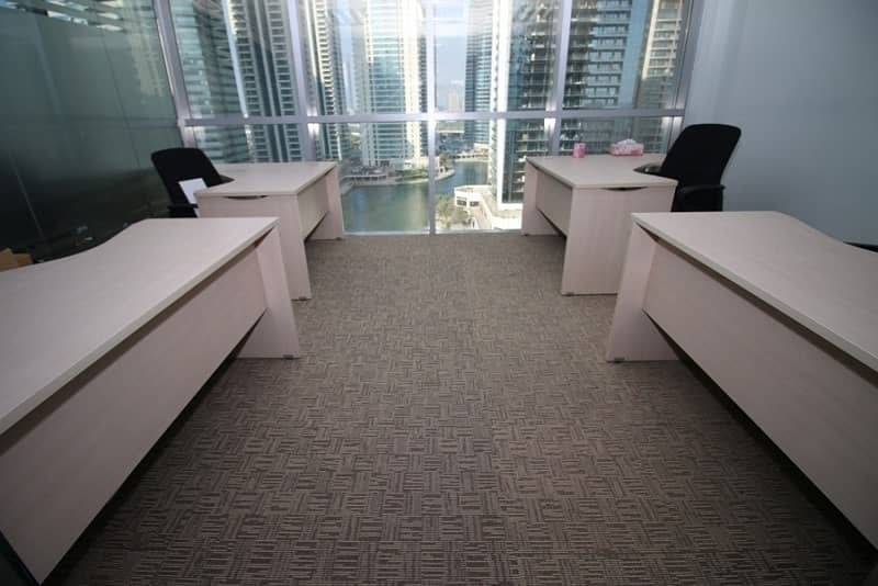 Tiffany Tower Furnished Fitted Lake View