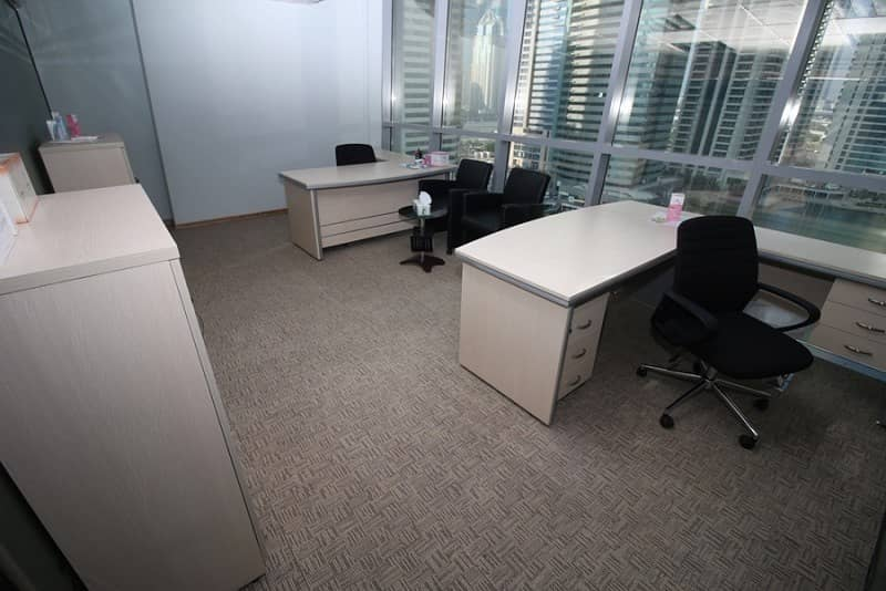 2 Tiffany Tower Furnished Fitted Lake View