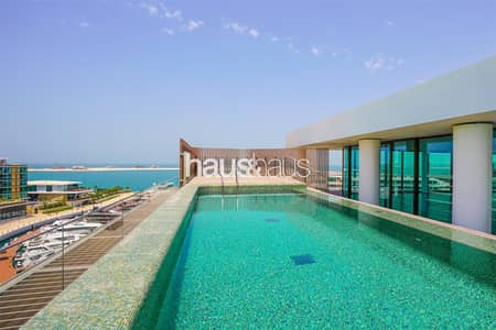 4 Bedroom Penthouse for Sale in Jumeirah, Dubai - Private Entrance and Elevator | Full Floor | Pool