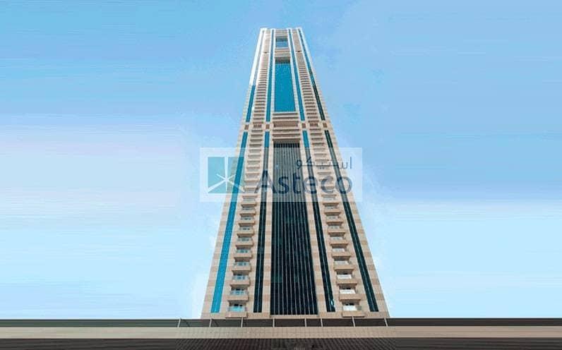 10 SULAFA TOWER | AROUND 8% ROI | TENANTED