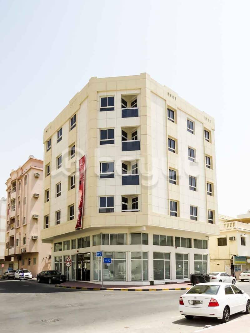 شقة للايجار اول ساكن مساحة ممتازة بالحميدية