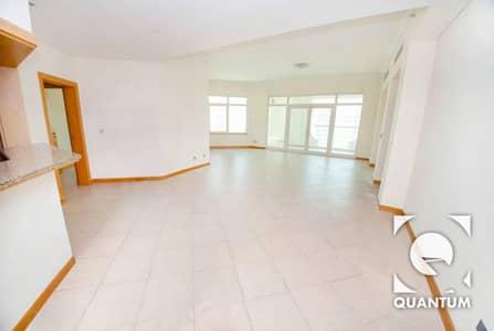 شقة 3 غرفة نوم للبيع في نخلة جميرا، دبي - Vacant | Beach Access | A Must View Unit