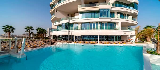 1 Bedroom Hotel Apartment for Sale in Jumeirah Village Circle (JVC), Dubai - 8% ROI Guaranteed for 10 Years | Fresh 1 Bedroom Apartment