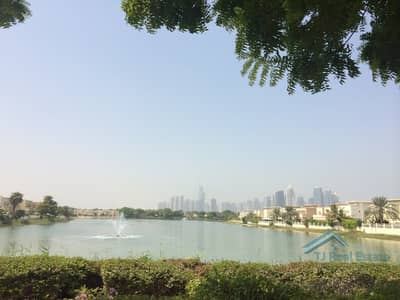 3 Bedroom Villa for Sale in The Lakes, Dubai - END UNIT | LAKE VIEW | 3 BEDROOM + STUDY