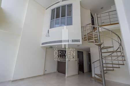 فلیٹ 2 غرفة نوم للايجار في مركز دبي المالي العالمي، دبي - Huge Duplex 2 Bed for Rent in Sky Garden