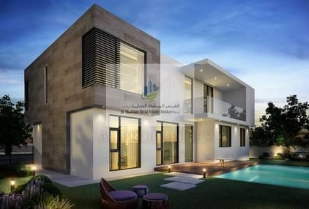 3 Bedroom Villa for Sale in Al Tai, Sharjah - Villa three rooms and maid room at a fantastic price without service charges