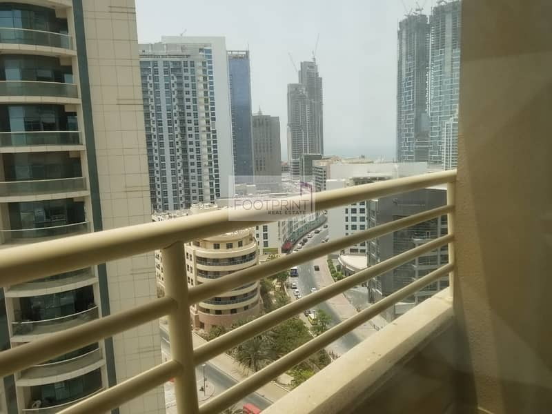 Affordable Furnished 1 BHK in Manchester Tower.