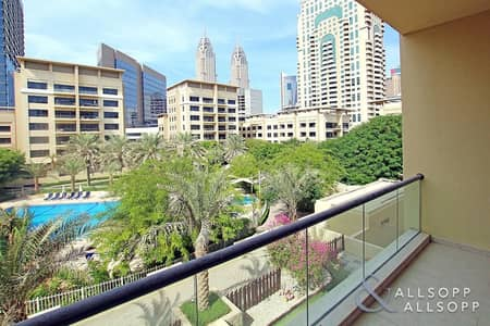 3 Bedroom Flat for Sale in The Greens, Dubai - 3 Bedroom + Study | Pool View | Immaculate