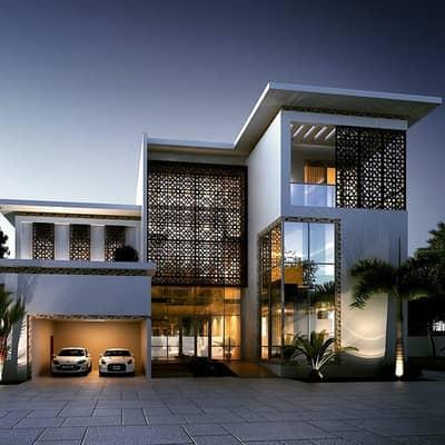 فيلا تجارية 6 غرف نوم للايجار في البطين، أبوظبي - فيلا تجارية في البطين 6 غرف 650000 درهم - 4291192