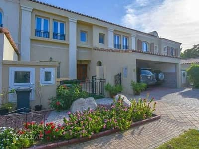 4 Bedroom Townhouse for Sale in Motor City, Dubai - Extended & Upgraded|Best Price|Vacant on Transfer