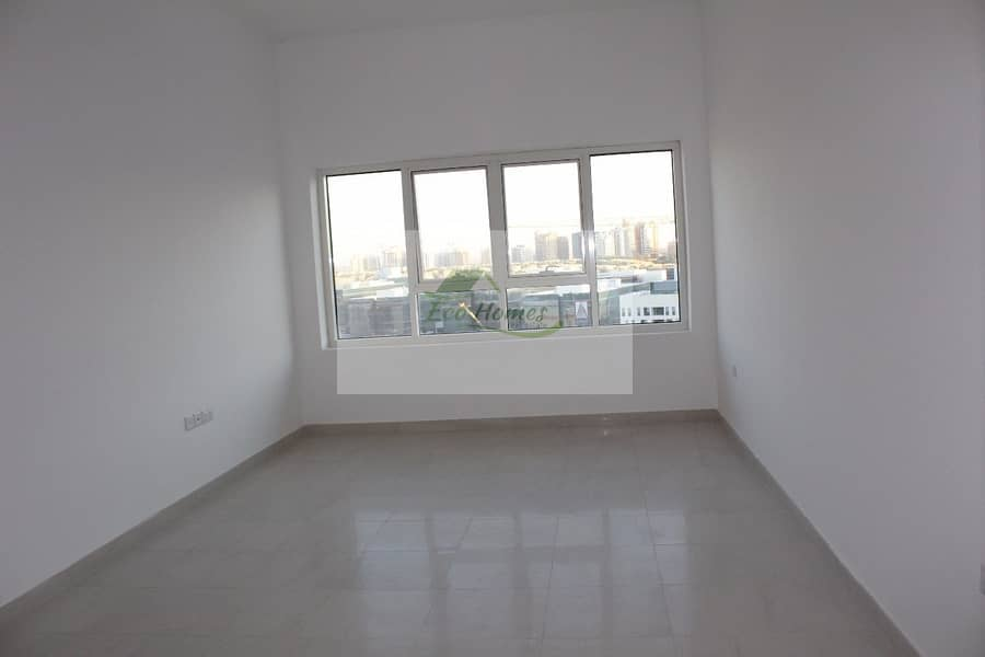 Vacant 2 BHK with 2 parkings & Open View