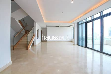 4 Bedroom Flat for Rent in The Hills, Dubai - Ready to Occupy   4 Bed Duplex   Rare Unit