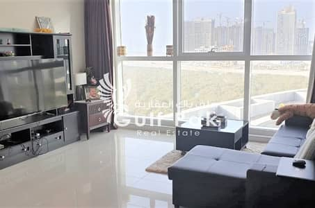 1 Bedroom Apartment for Rent in Al Reem Island, Abu Dhabi - Fully furnished 1BHK with amenities and 2 Baths