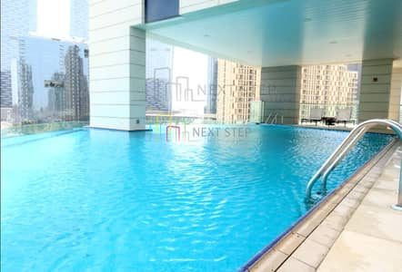 3 Bedroom Flat for Rent in Al Reem Island, Abu Dhabi - No Commission !!! 3 BHK with Maidsroom Plus 1 month Free