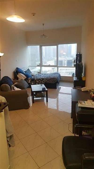 Studio for Rent in Jumeirah Lake Towers (JLT), Dubai -  JLT for 45k!